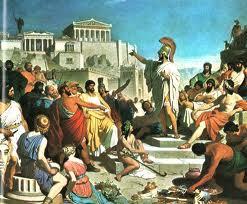 демократия в Афинах